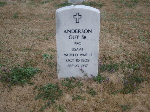 Anderson Guy Sr. (4th Generation)