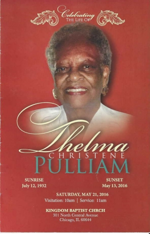 Thelma Matlock-Pulliam